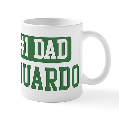 Number 1 Dad - Eduardo Mug