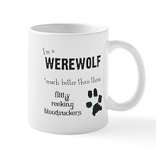 I'm a Werewolf Mug