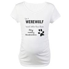 I'm a Werewolf Shirt