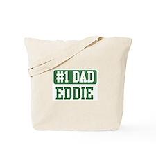 Number 1 Dad - Eddie Tote Bag