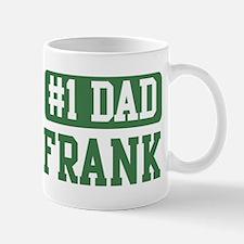 Number 1 Dad - Frank Mug