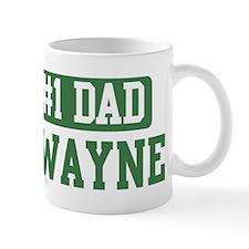 Number 1 Dad - Dwayne Mug