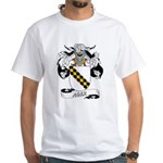 Ager Coat of Arms White T-Shirt