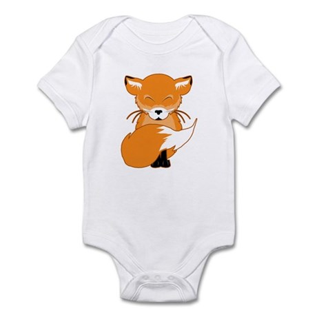 Cuddly Fox Infant Bodysuit