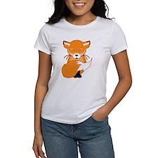 Cuddly Fox Tee