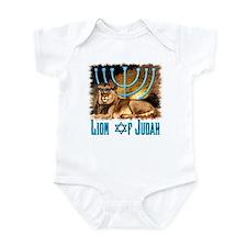 Lion of Judah 3 Infant Bodysuit