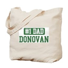 Number 1 Dad - Donovan Tote Bag
