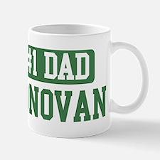 Number 1 Dad - Donovan Mug