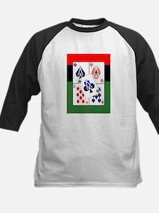 Aces & Eights Kids Baseball Jersey