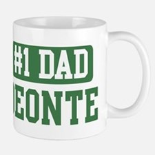 Number 1 Dad - Deonte Mug