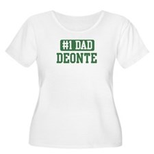 Number 1 Dad - Deonte T-Shirt