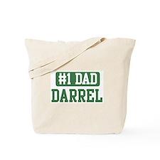 Number 1 Dad - Darrel Tote Bag