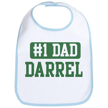 Number 1 Dad - Darrel Bib