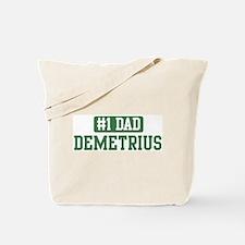 Number 1 Dad - Demetrius Tote Bag