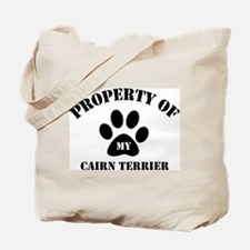 My Cairn Terrier Tote Bag