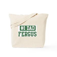 Number 1 Dad - Fergus Tote Bag