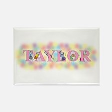 """Taylor"" with Mice Rectangle Magnet"