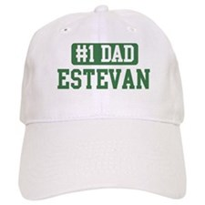 Number 1 Dad - Estevan Baseball Cap