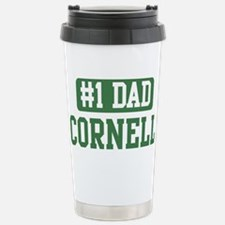 Number 1 Dad - Cornell Travel Mug