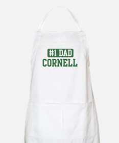 Number 1 Dad - Cornell BBQ Apron