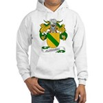Albornoz Coat of Arms Hooded Sweatshirt