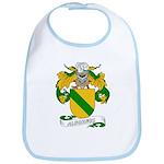 Albornoz Coat of Arms Bib