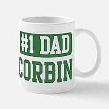 Number 1 Dad - Corbin Mug