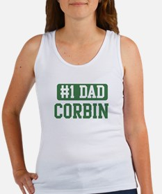 Number 1 Dad - Corbin Women's Tank Top