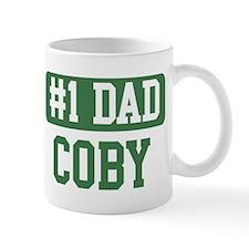 Number 1 Dad - Coby Mug