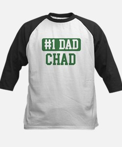 Number 1 Dad - Chad Tee