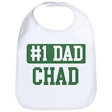Number 1 Dad - Chad Bib