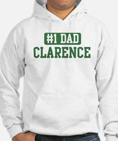 Number 1 Dad - Clarence Jumper Hoody