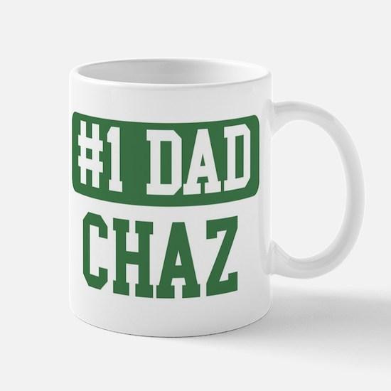 Number 1 Dad - Chaz Mug