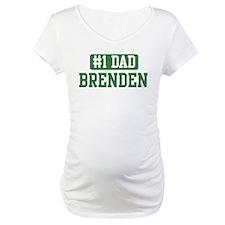 Number 1 Dad - Brenden Shirt