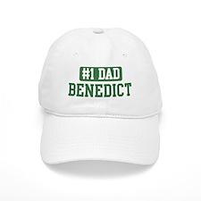 Number 1 Dad - Benedict Baseball Cap