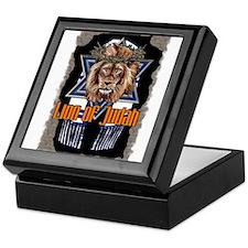 Lion of Judah 2 Keepsake Box