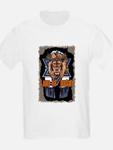 Lion of Judah 2 Kids T-Shirt