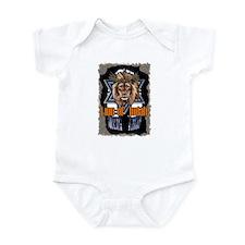 Lion of Judah 2 Infant Bodysuit