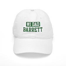 Number 1 Dad - Barrett Baseball Cap