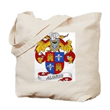 Alonso Coat of Arms Tote Bag