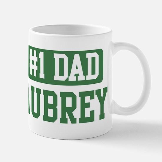 Number 1 Dad - Aubrey Mug