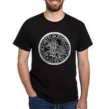 KT4 Black T-Shirt