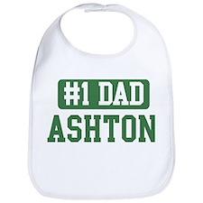Number 1 Dad - Ashton Bib