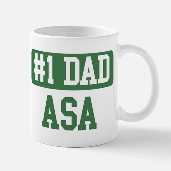 Number 1 Dad - Asa Mug