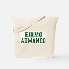 Number 1 Dad - Armando Tote Bag