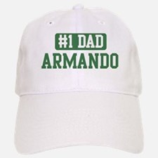 Number 1 Dad - Armando Baseball Baseball Cap