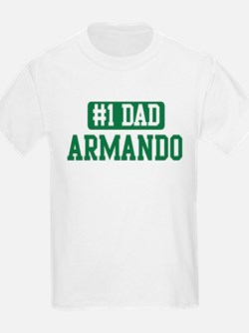 Number 1 Dad - Armando T-Shirt