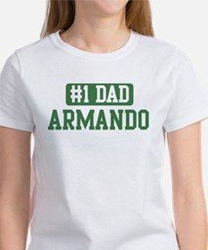 Number 1 Dad - Armando Women's T-Shirt