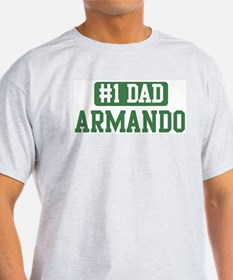 Number 1 Dad - Armando T-Shirt