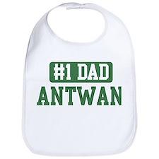 Number 1 Dad - Antwan Bib